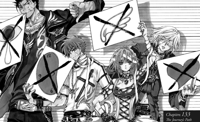 Why  YOU should read Tsubasa RESERVoir CHRoNiCLE